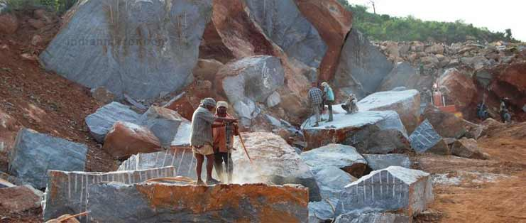 Indian Granite Industry