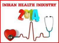 Indian Health Industry in 2013-2014