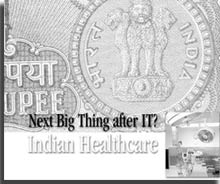 Indian Health Care Industry