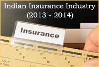 Indian Insurance Industry in 2013-2014
