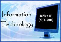 Indian Information Technology in 2013-2014