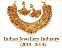 Indian Jewellery industry in 2013-2014