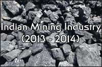 Indian Mining industry in 2013-2014
