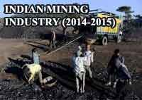 Indian Mining industry in 2014-2015