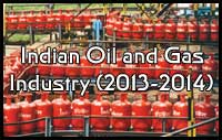 Indian oil and gas industry in 2013-2014