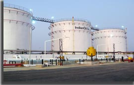 Indian oil industry