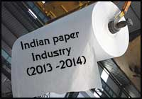 Indian Paper industry in 2013-2014