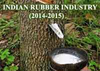 Indian Rubber industry in 2014-2015
