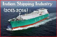 Indian Shipping Industry in 2013-2014