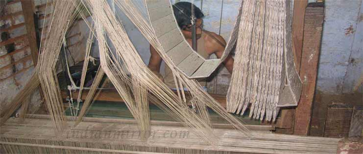 Indian Silk Industry