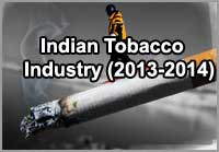 Indian Tobacco in 2013-2014