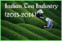 Indian Tea Industry in 2013-2014