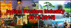 Indian Tourism in 2014-2015