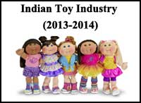 Indian Toy in 2013-2014