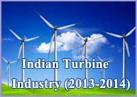 Indian Turbine in 2013-2014