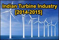 Indian Turbine in 2014-2015