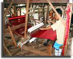 Indian Weaving Industry