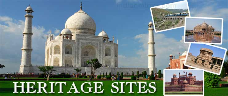 475 Words Essay on our heritage (India)