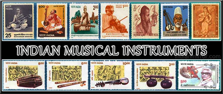 Images of all indian musical instruments with names in hindi