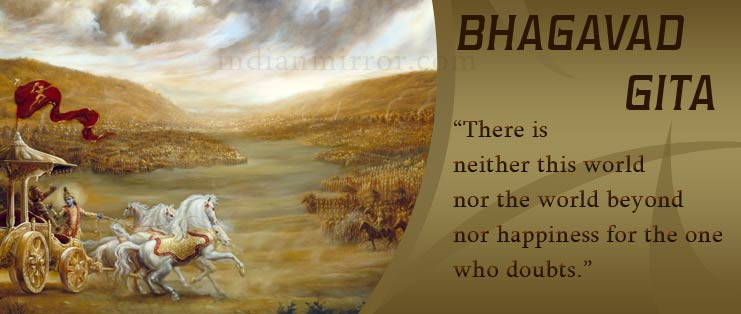 The Bhagavad Gita, Bhagavad Gita Quotes, Messages of Bhagavad Gita ...