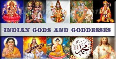 Hindu Gods Names And Pictures