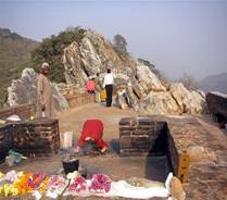 Griddhakuta or Vulture's Peak