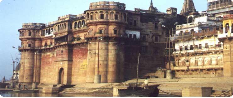 Allahabad fort