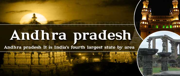 Travel to Andhra Pradesh