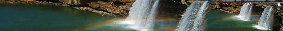 Bastar - Chitrakoot waterfalls
