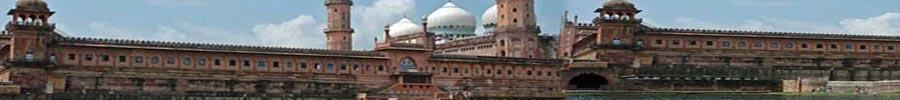 Bhopal - Taj-ul-masjid