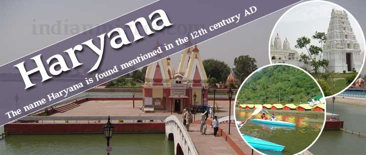 Travel to Haryana