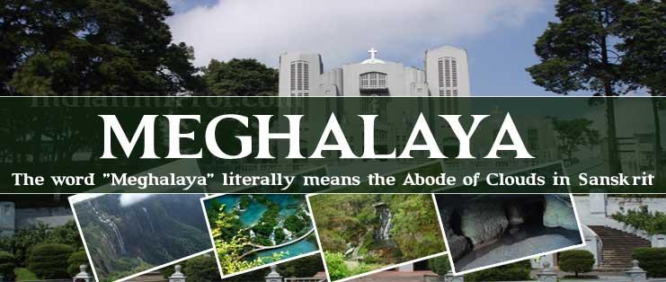 Travel to Meghalaya