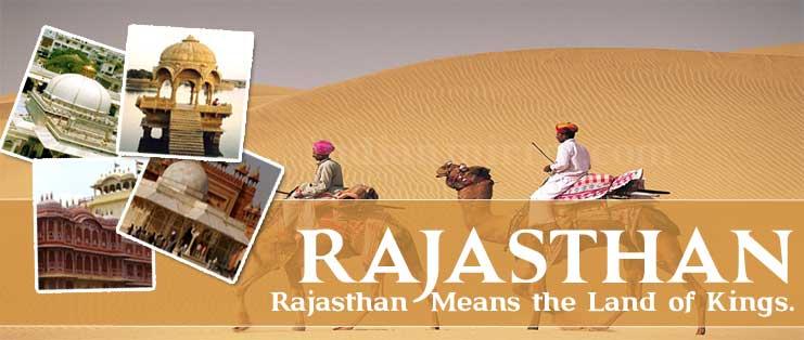 Travel to Rajasthan
