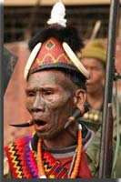 Naga tribe, People of Naga tribe, Naga tribes of India, Naga tribe